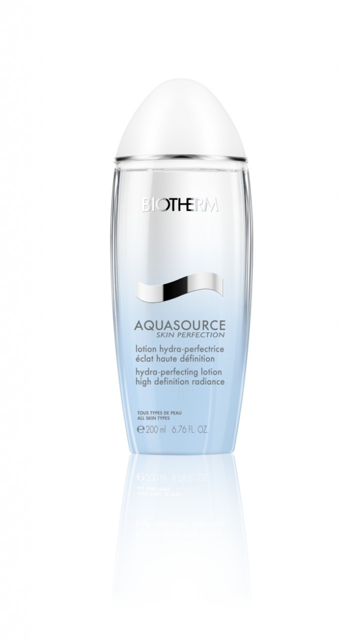 "Intense Hydration with Biotherm's ""Aqua 3 Step"""