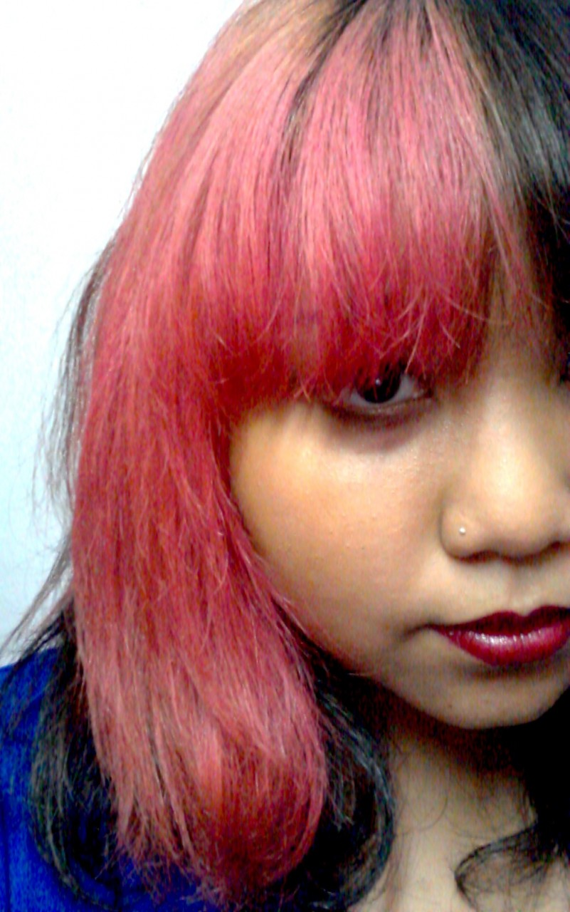 OPINION: I Dyed My Hair with Food Coloring and I'm Never
