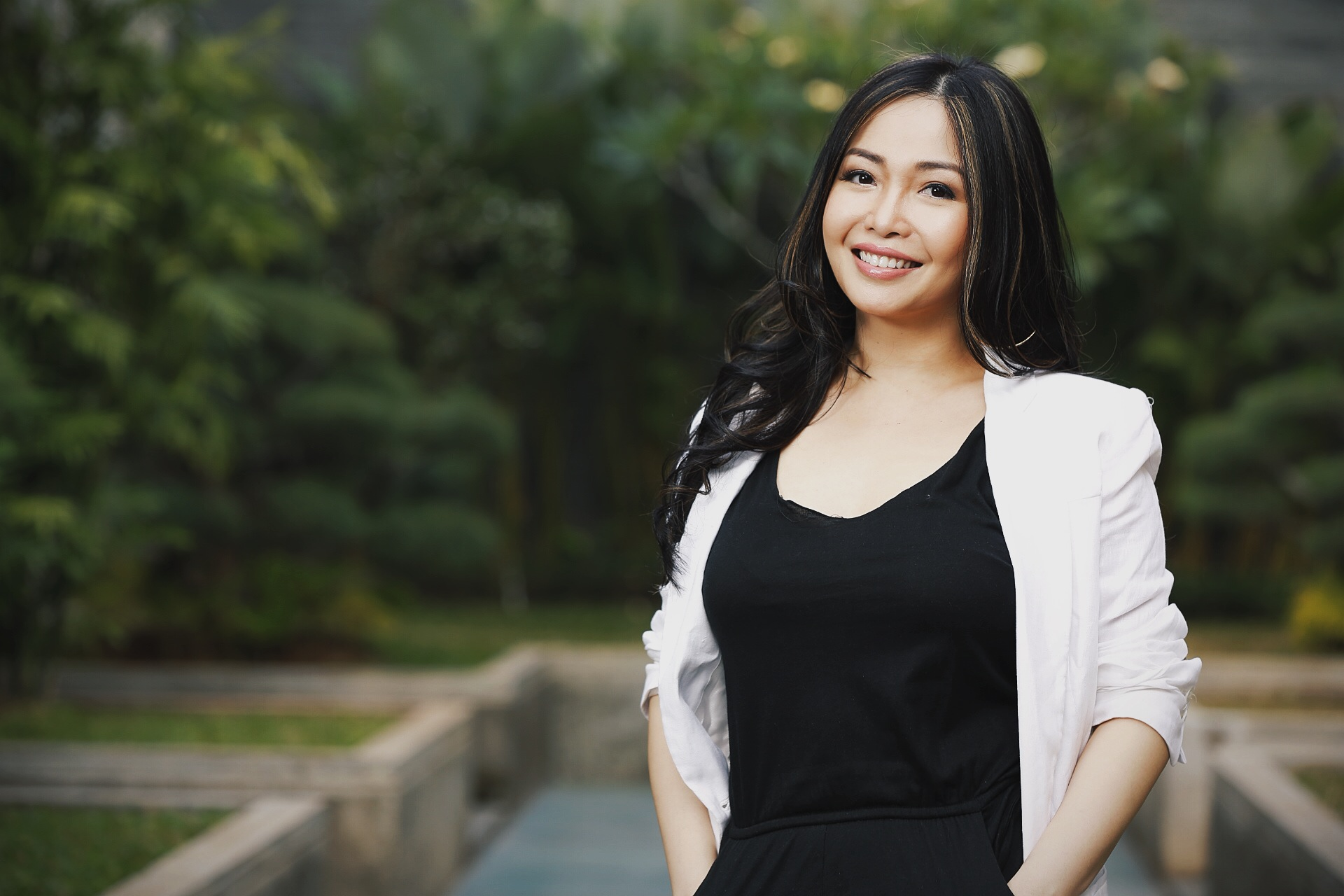 Indonesian Celebrity Great interview] a quick chat with chef marinka from masterchef