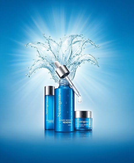 Neutrogena® Hydro Boost™ Renewal Range Aids Transitioning Skin