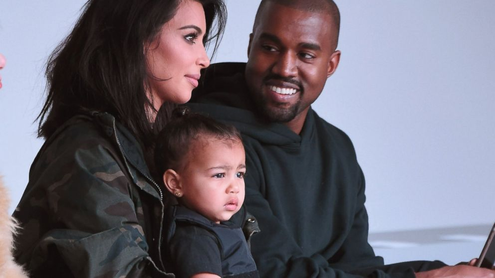 Kim Kardashian Shares First Photo Of Saint West And It\'s Adorable ...