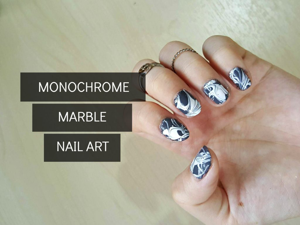 marble nails1