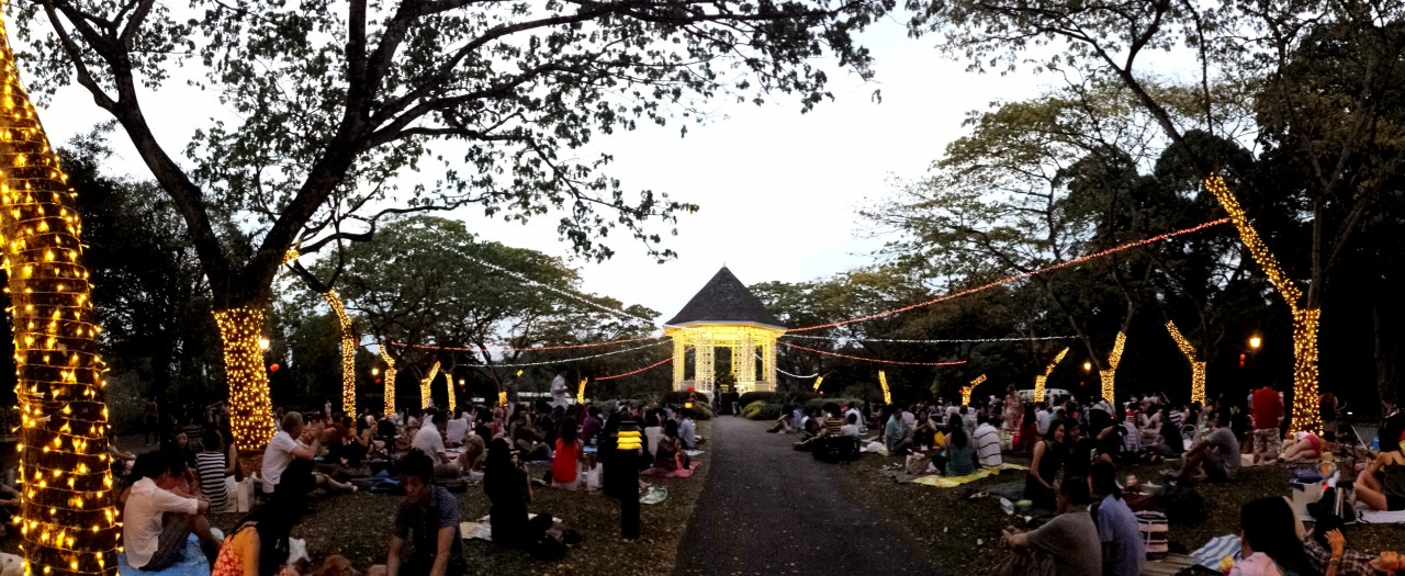 A Bandstand Music Series
