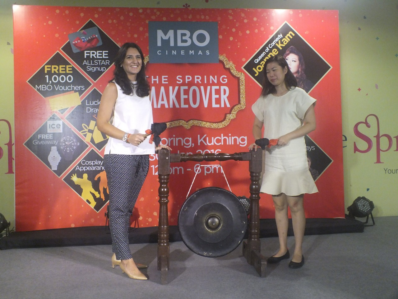 Mbo Cinemas At The Spring Kuching Gets A Makeover Lipstiq Com