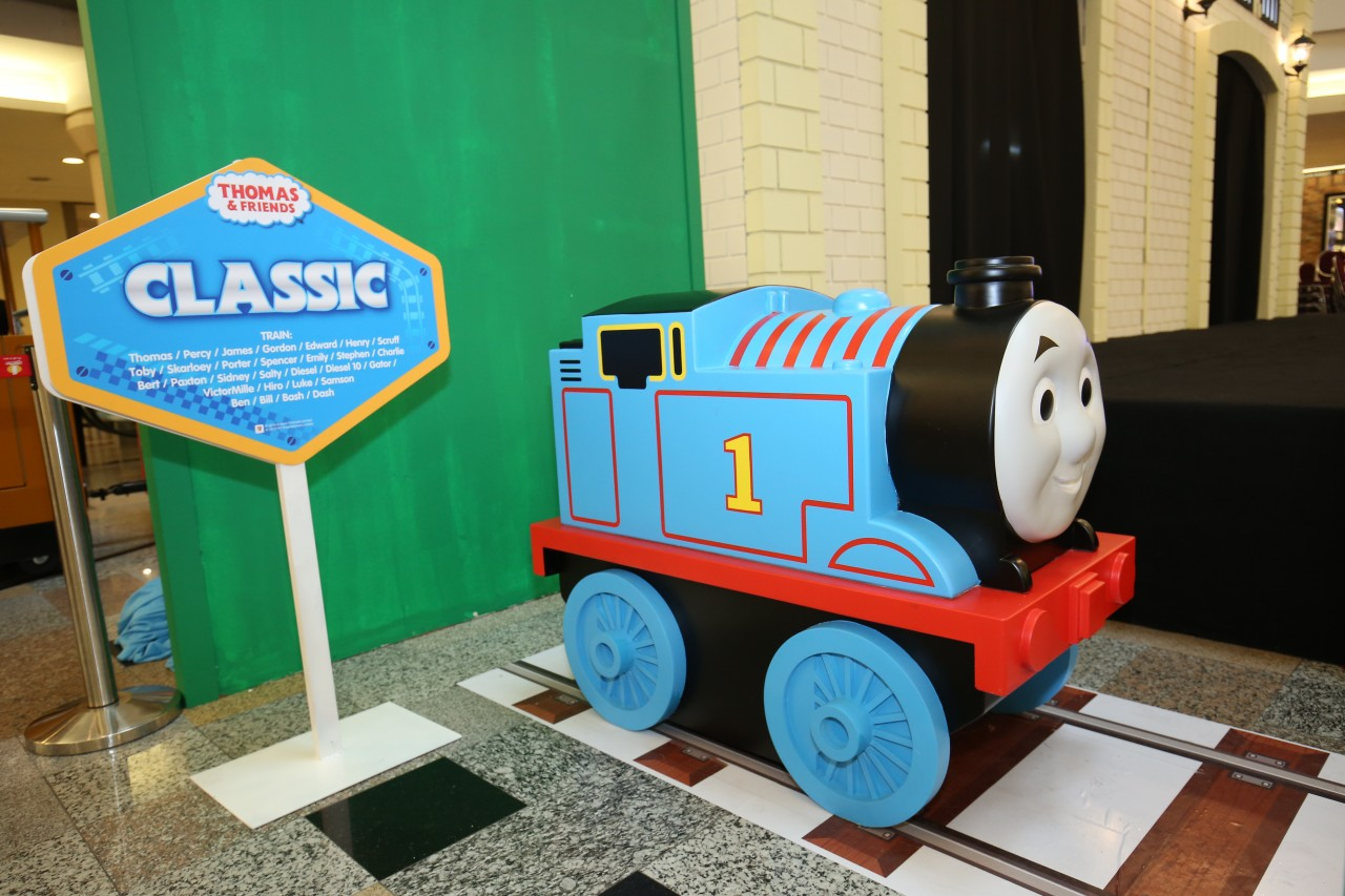 Thomas & Friends MINIS Engines_Classic Collection