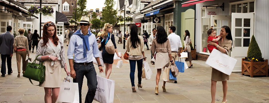 Photo: Chic Outlet Shopping