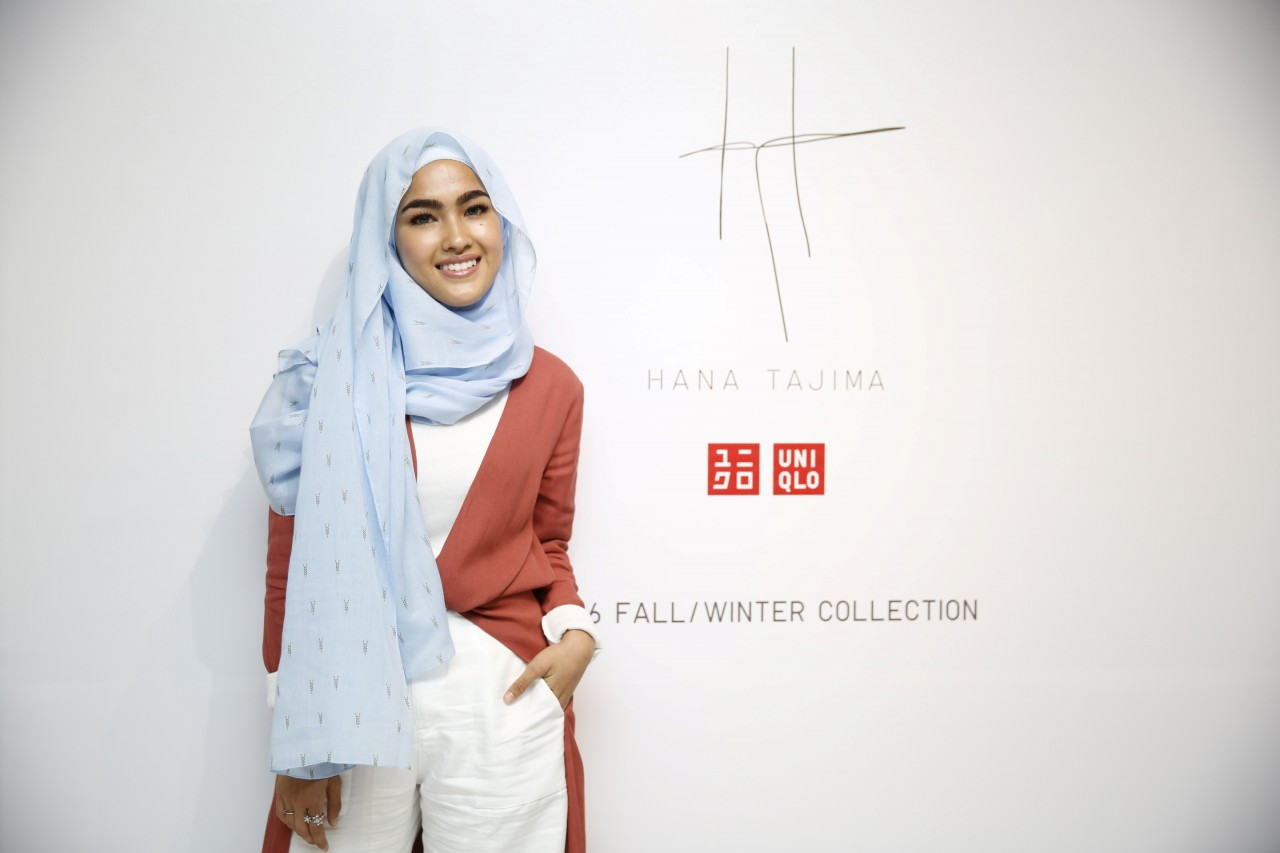Uniqlo X Hana Tajima 2016 Collection  It s All About Grace   Comfort ... 0a33b78773