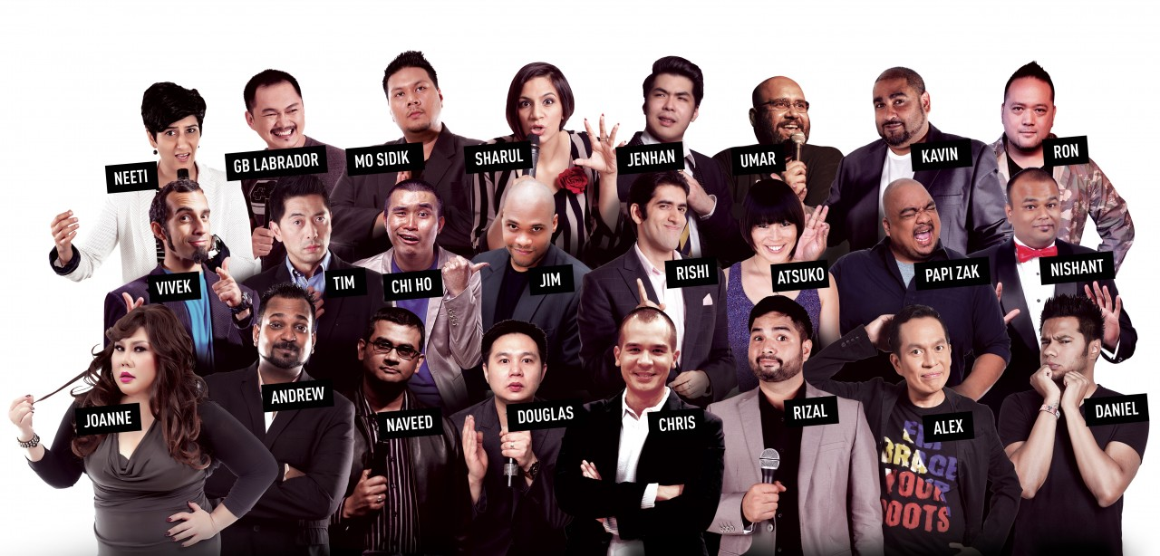 Asian Stand Up Comedy Central 120