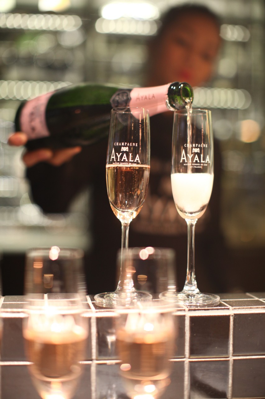 Sample the flavours of Ayala Champagne