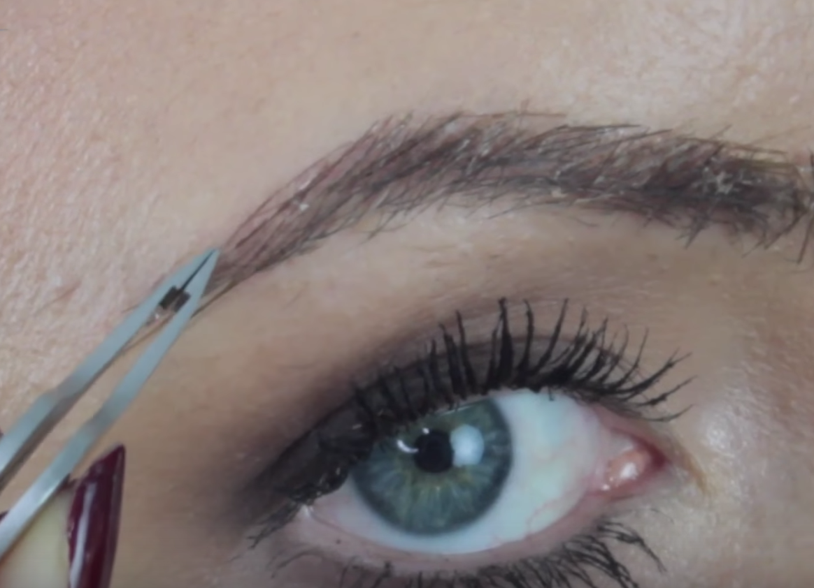 Video Would You Go This Far For Perfect Eyebrows Lipstiq