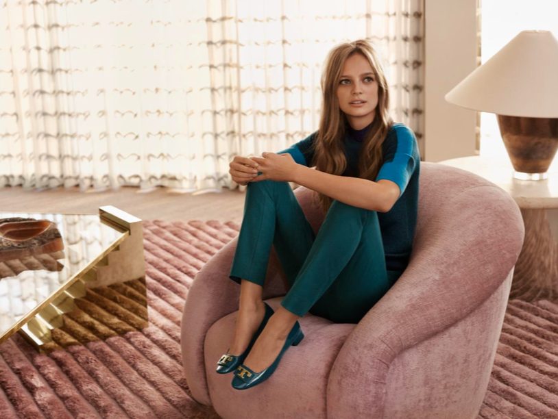 d2563271ecc Tory Burch Gigi Pumps Are Perfect For The Desk-to-Dinner Lifestyle ...