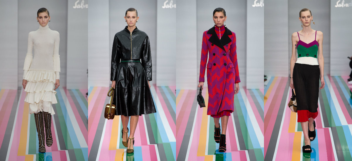 8c4f37557705 The Autumn Winter 2016 collection by Salvatore Ferragamo celebrates the  nonchalance of the modern woman.