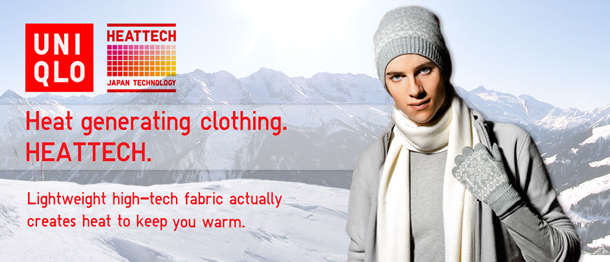 UNIQLO is taking comfort to the next level with its new HEATTECH items for  its best-selling LifeWear range. The innovative clothing technology has  been ... ca1c11fbfed