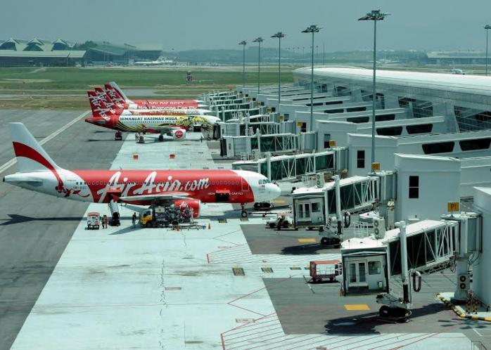 Airasia Planning Operate Out Main Terminal Other