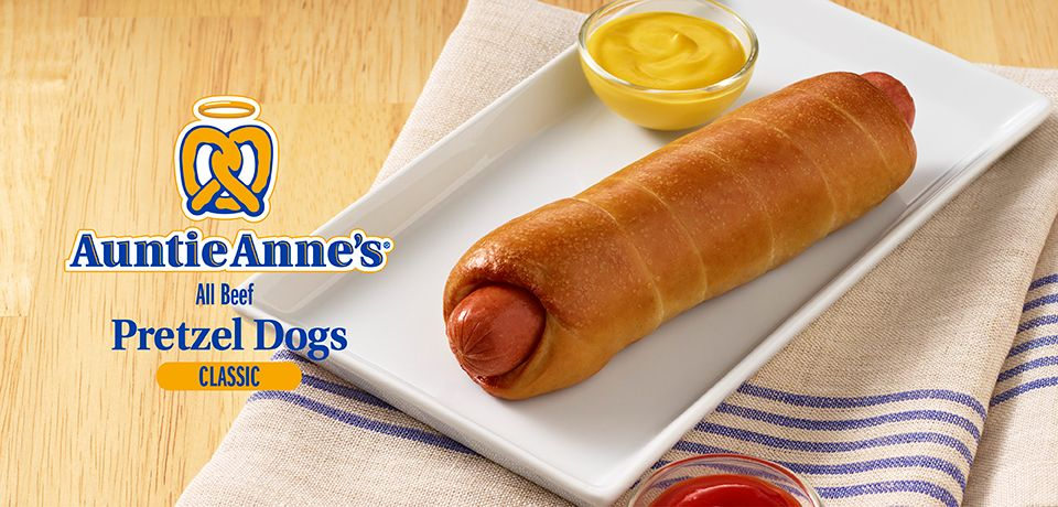 Hot Dog Auntie Anne