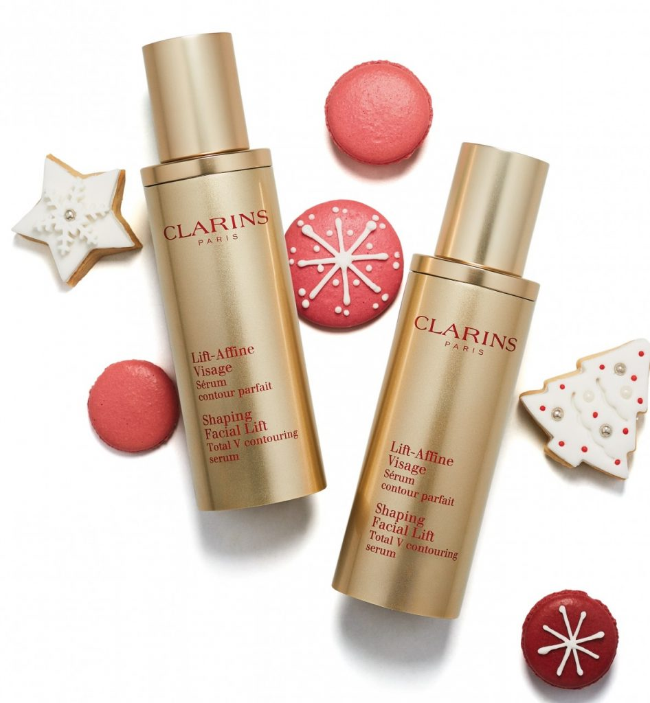 CLARINS SHAPING FACIAL LIFT 75ml DUO