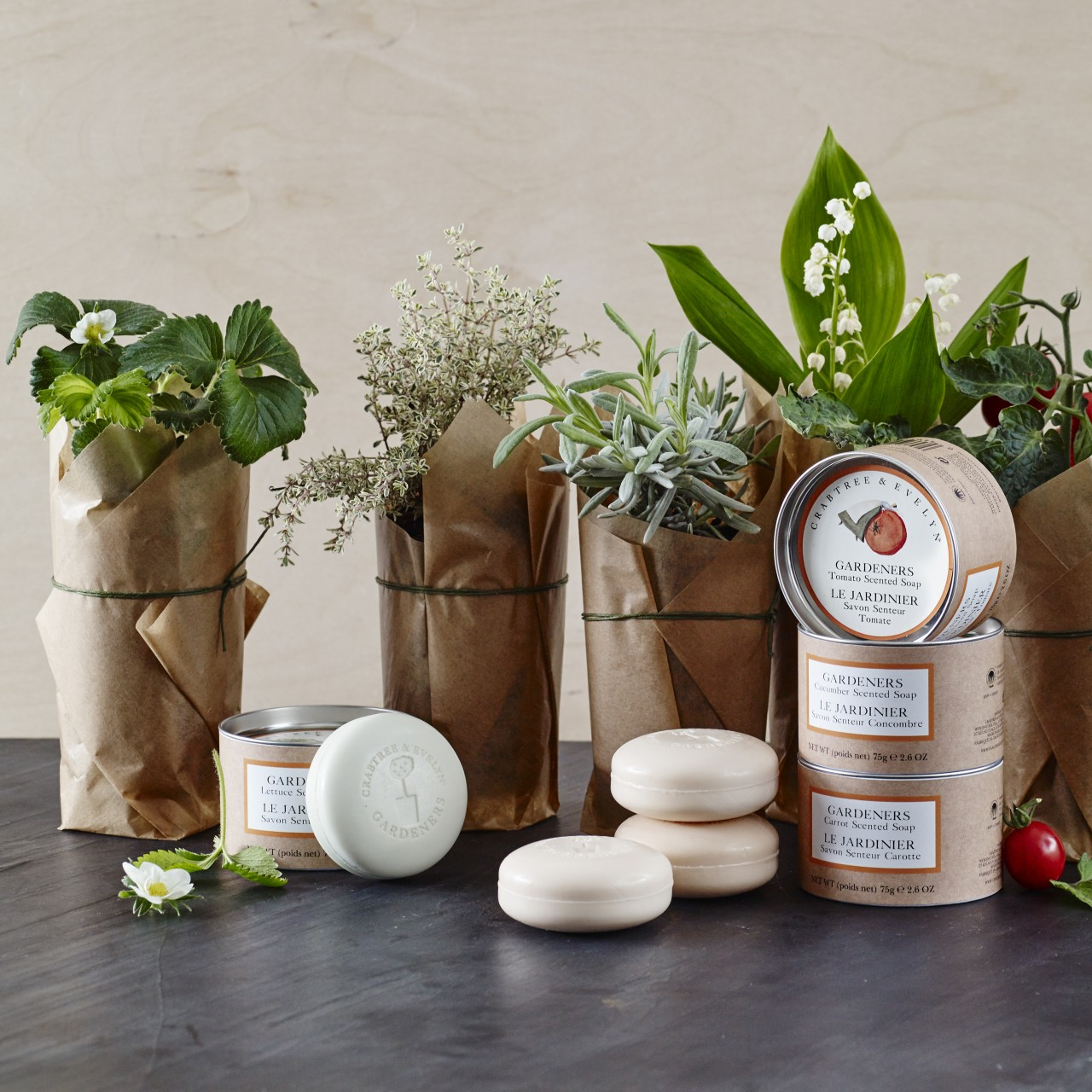 Crabtree Evelyn Unveils New Scents From Its Gardeners