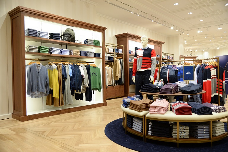 Tommy Hilfiger's latest store at Pavilion_interior (1)