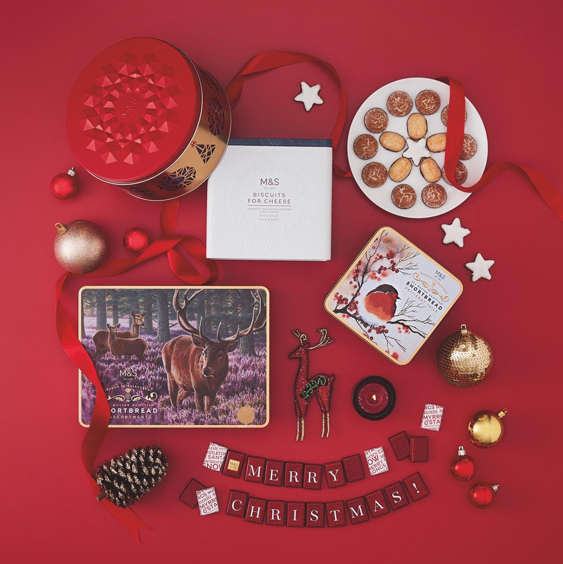 Best Christmas Gift Ideas: Marks & Spencer Presents The Best Gift Ideas For An