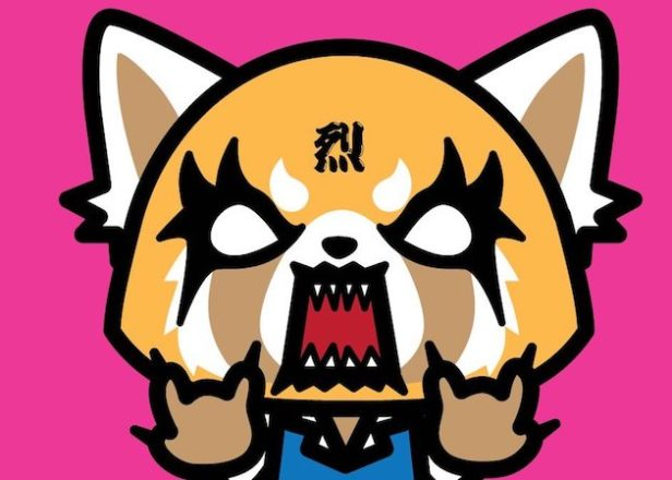 sanrio s latest rage filled character aggretsuko is our spirit