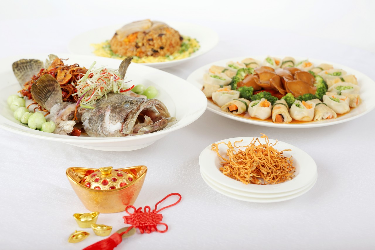 Rich selections of traditional indulgences await, with four scrumptious Chinese New Year Set Menus for guests to choose from.
