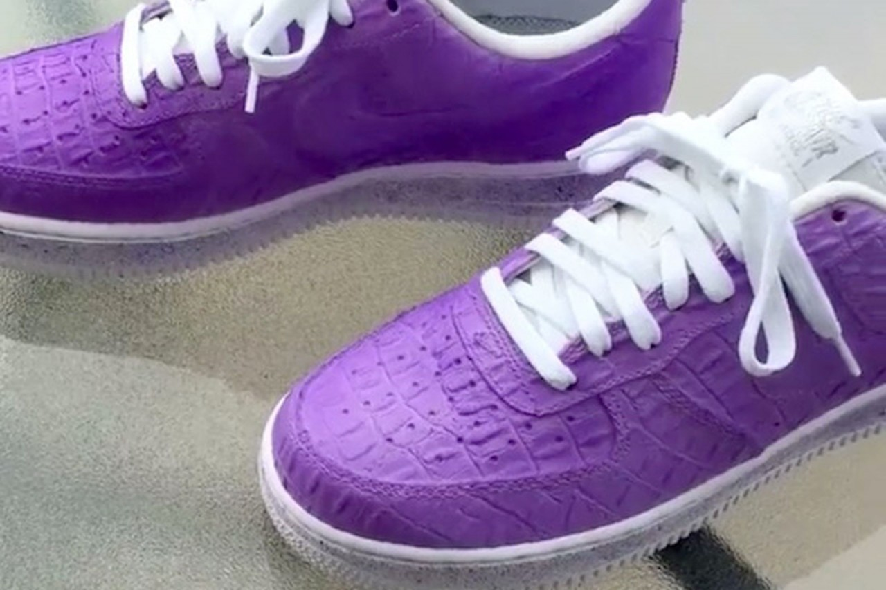 Nike Color Changing Shoes