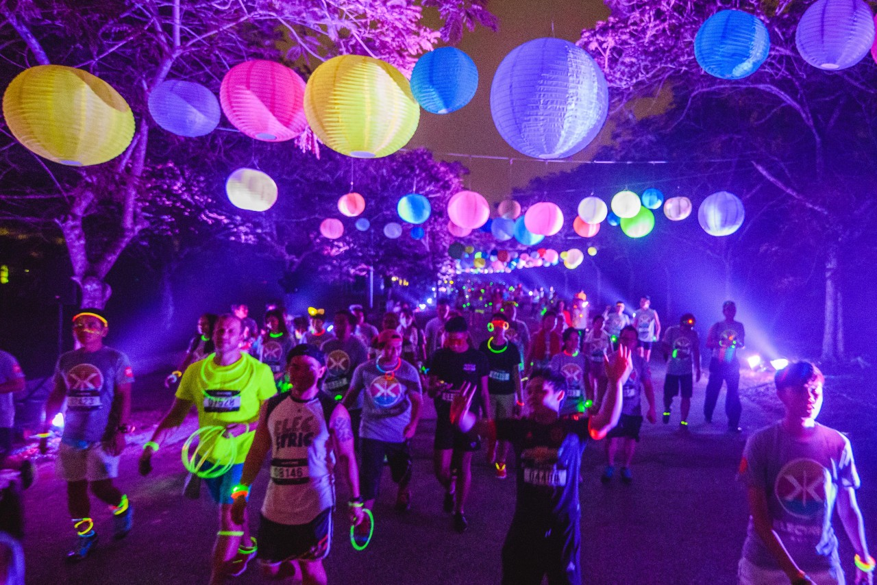 Electric Run Recharged Invites You To Take A Journey ...
