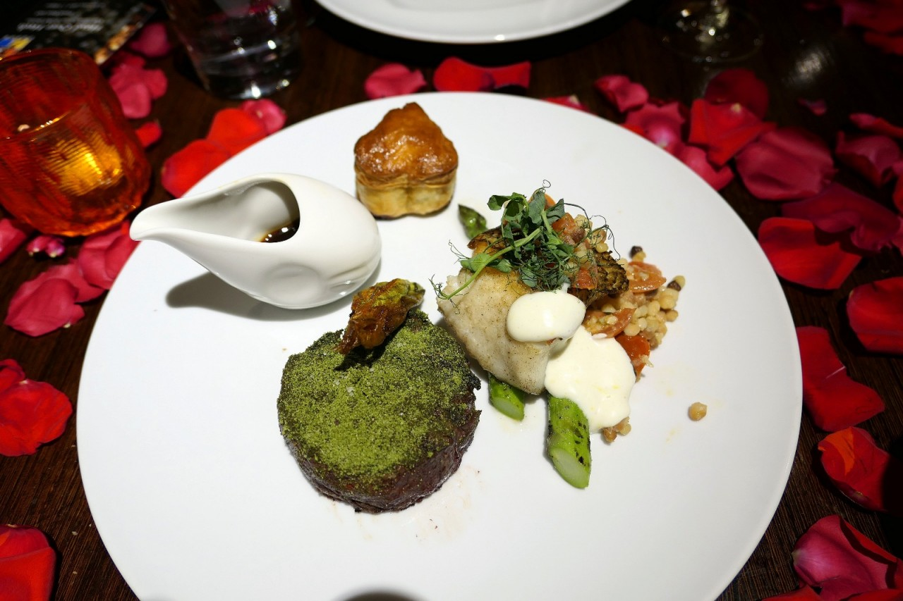 Review Head Over Heels Valentine S Day Menu At Prego Westin Kl
