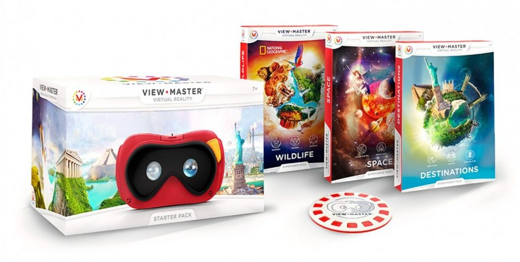 View-Master Experience Pack