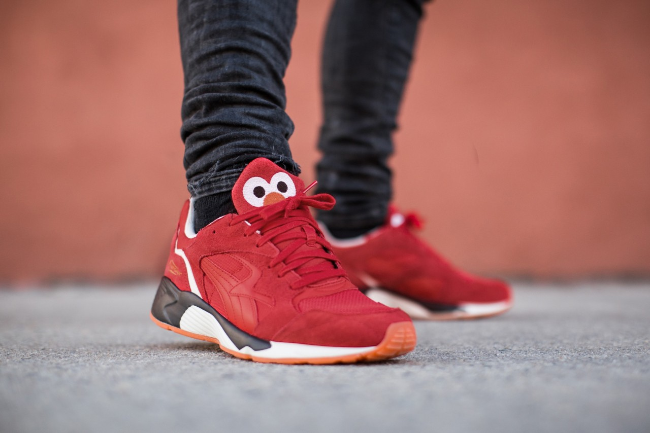 Run The Streets With PUMA x Sesame Street Special Collection ... cbe546176