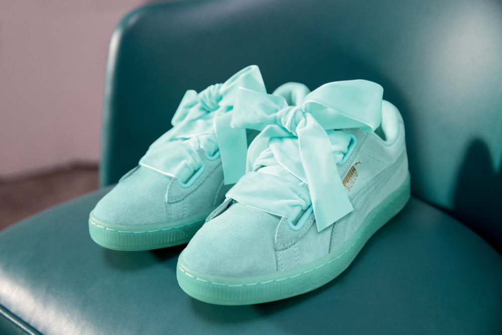 PUMA Suede Hearts Reset Is The Real MVP Of Lifestyle Sneakers - Lipstiq.com