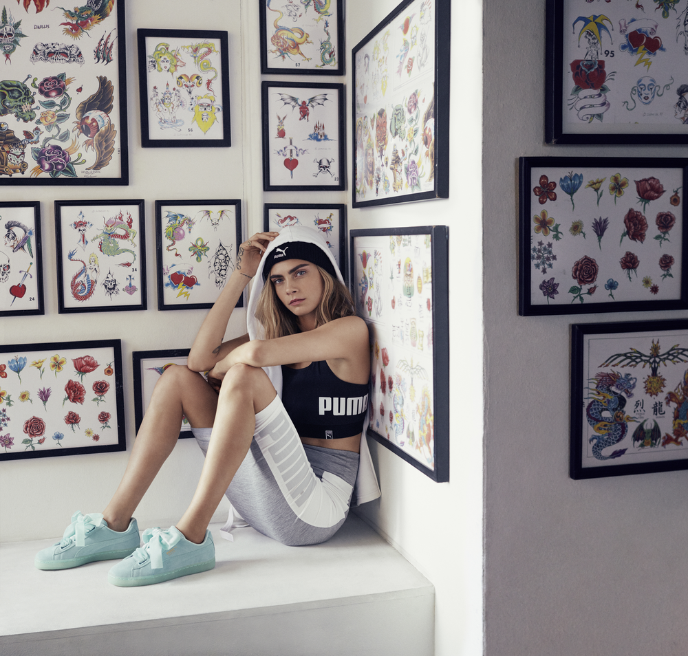 huge discount 7c55a b1a51 PUMA Suede Hearts Reset Is The Real MVP Of Lifestyle ...