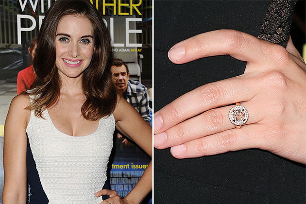 Dave Franco Amp Alison Brie Got Married In Secret Lipstiq Com
