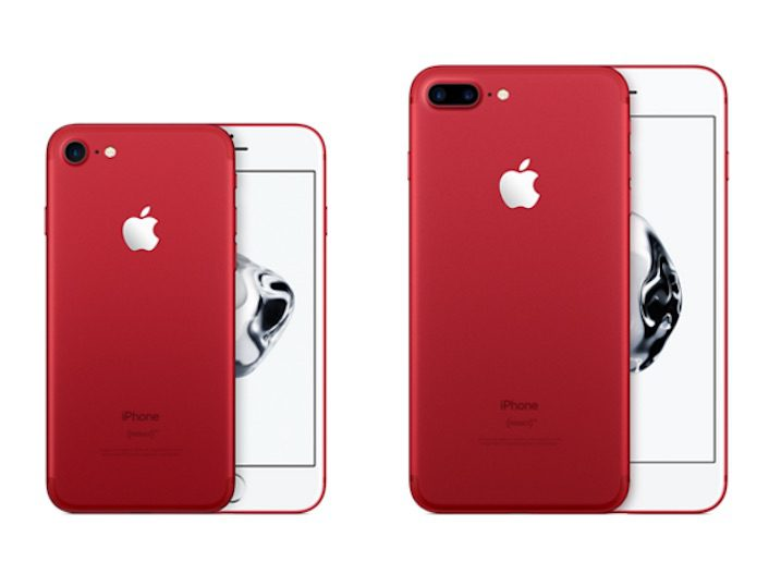 apple unveils special edition iphone 7 in red   lipstiq