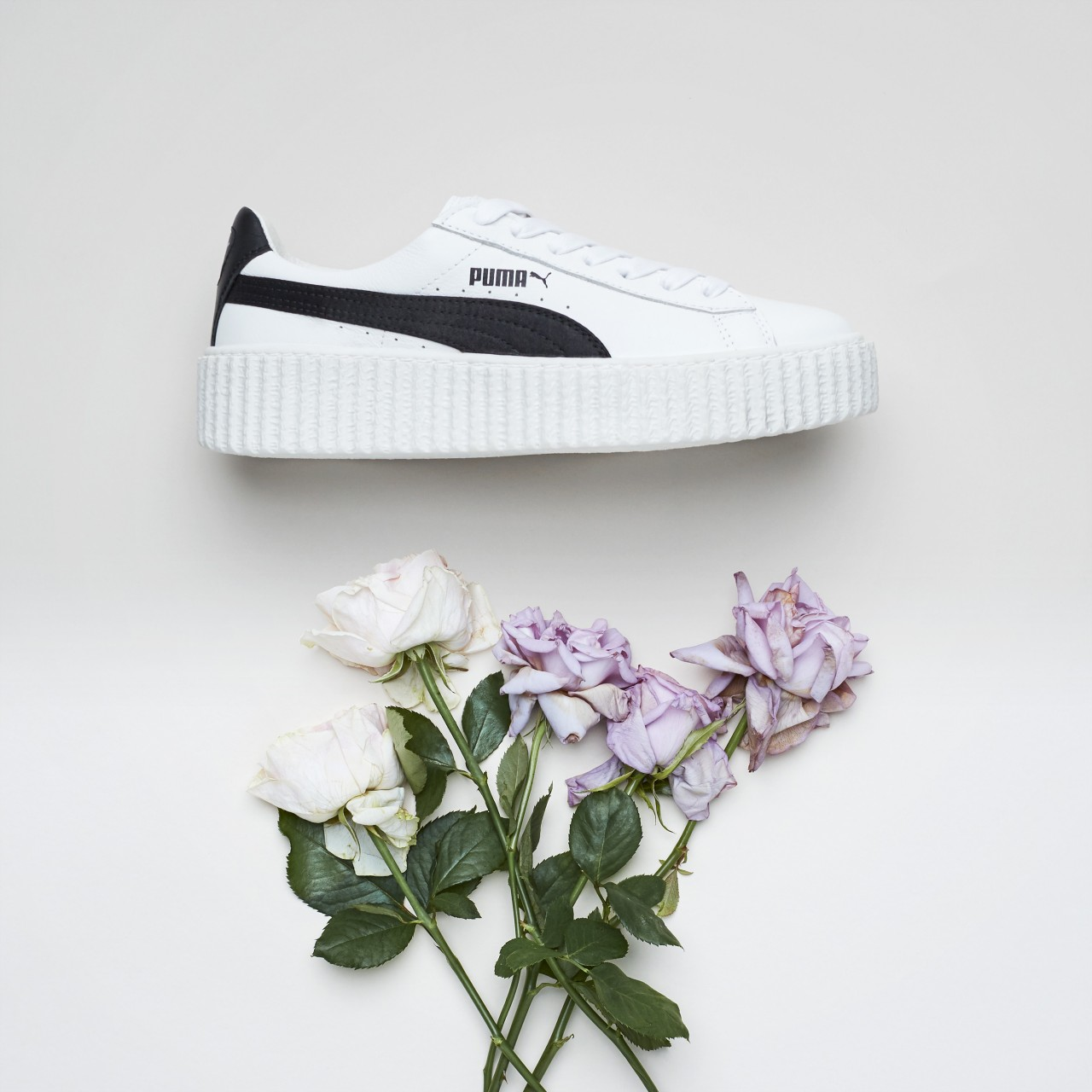 5f4b297c29c7 The First Fenty x Puma Creeper of 2017 Finally Drops In Stores ...