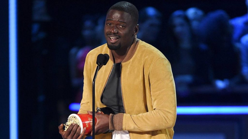 Image result for Daniel Kaluuya 2017 mtv