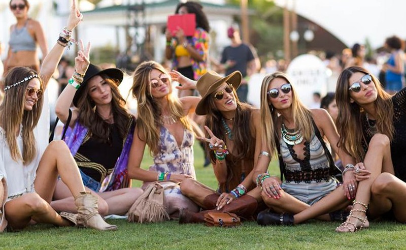 Style Guide: 5 Festival Outfit Ideas That Will Keep You ...