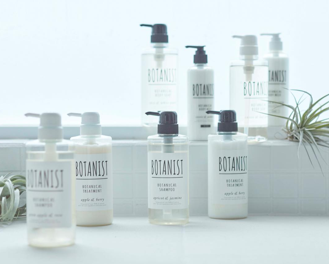 Review Trying Out Japans Botanical Haircare Brand Botanist