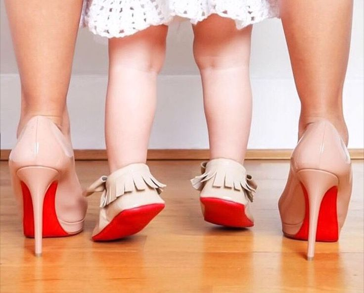 6e1237dcc66e Your Baby Can Be Boujee Too With Christian Louboutin s Children s Shoes