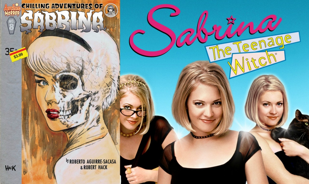 Get Ready To Watch Sabrina The Teenage Witch Reboot On ...