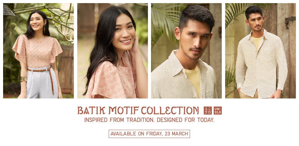 Image result for uniqlo batik 2018