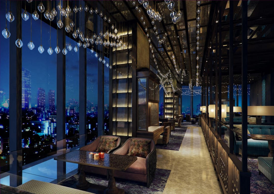 5 things you can expect from kl 39 s new skyscraper four for Design hotel kuala lumpur